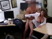 Amateur interracial blowjob Foxy Business Lady Gets Fu