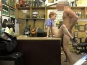 Redhead milf threesome Obviously got arrested, the cop