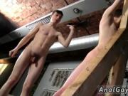 Man and gay sex video xxx Victim Aaron gets a whipping,
