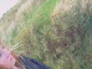 Riding dick for a spy camera