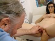 Stud assists with hymen examination and poking of virgi