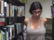 Arab sluts take turns to suck one cock