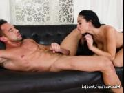 Latin Babe Victoria June Gets Impaled By Landlord