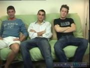 Gay amatuer porn older with younger and two fat men hav