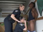 Bondage grope cop Black suspect taken on a harsh ride