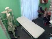 Doctor fuck teen gal in hospital