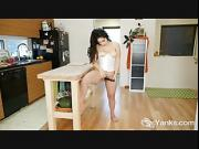 Busty Catalina Toying Her Beaver