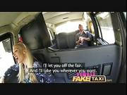 FemaleFakeTaxi Cocky fella shown whos the boss