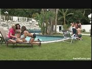 Rachel Roxxx Lesbian Threesome