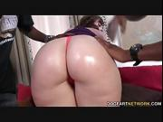 Virgo Peridot gets Double Penetrated by Hung Black Men