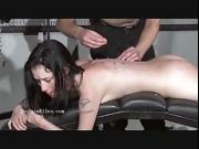 Brutal sub blowjobs and rough slave sex of play piercing masochist in submissive oral service to her master