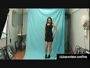 Cute teen Iren posing