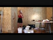 blonde chick Gloryhole Scene