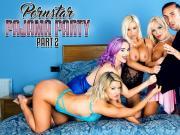 Pornstar pajama party part 2 DigitalPlayground