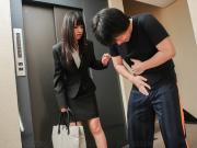 Kotomi Asakura teen japanese sucking cock JavHD