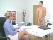 Vinna Reed Nervous Stud Seduced and Fucked FemaleAgent