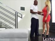 Alluring big ass Ryan Conner gets fucked
