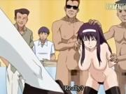 Hentai Schoolgirls Love Mature Gang Bang