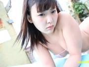 Jav Debut Teen Hina Seto Teases Dripping Water On Her Panties