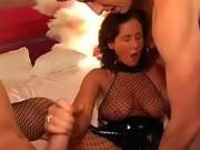 rijpe nederlandse slet doet anale