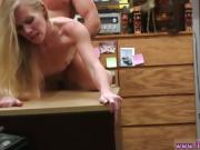 Amateur voyeur wife cheating Blonde silly tries to sell car,