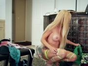 RawAttack - Sexy Astrid Star is punished by a monster cock