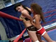 Compilation of wrestling babes