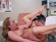 Chick Carter Cruise Gets Her Pussy Ruined By Hung Doctor