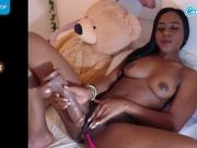 Ebony women Stripping