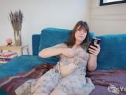 Yanks Minx Rae White Humping Her Hand For Orgasm