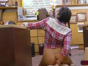 Petite Lexi Banderas ges filled with Shawns dick for cash