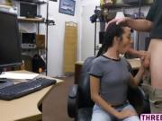 Teen chick Kiley Jay gets her tight pussy slammed hard