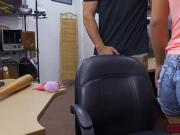 Latina babe Mia Martinez gets fucked at the office