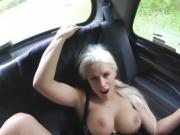 Curvy Driver Blanche Bradburry Gets Impaled By Hung Client