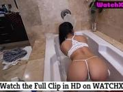 Tight Body Cindy Skyfall Asian Cleans The House And Cock