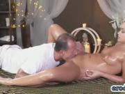 Hot pornstar hardcore and massage 1