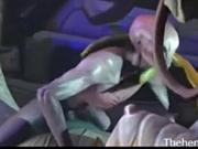 Sexy Lizard People Hentai