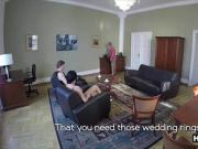 Poor Cuckold Watches Girlfriend Have Hot Sex For Cash