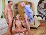 Blonde hair big tits Frannkie And The Gang Tag Team A Door To