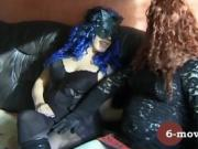 German private amateur transvestite and crossdresser