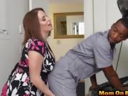 MILF gets pounded by BBC