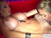 The StripperExperience - Nicole Aniston & Puma Swede, lesbian