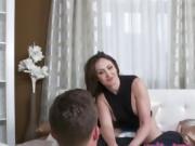 Horny Cougar Yasmin Scott Seduces Her Sons Friend