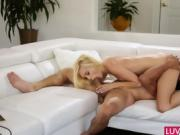 Hot Alex Grey gets fucked by the neighbor