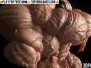 Female Muscle Mountain Full View 3D PORN SEX GAME