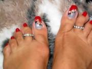LADY BARBARA FEET - mfl