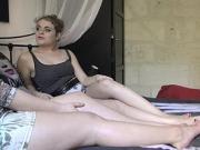 Allyson un jeune coquine qui aime la sodomie