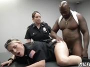 Interracial double anal fisting and watching wife fuck black