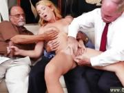 Old man hd xxx Frannkie And The Gang Tag Team A Door To Door