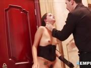 Babes in a Threesome Anal Action